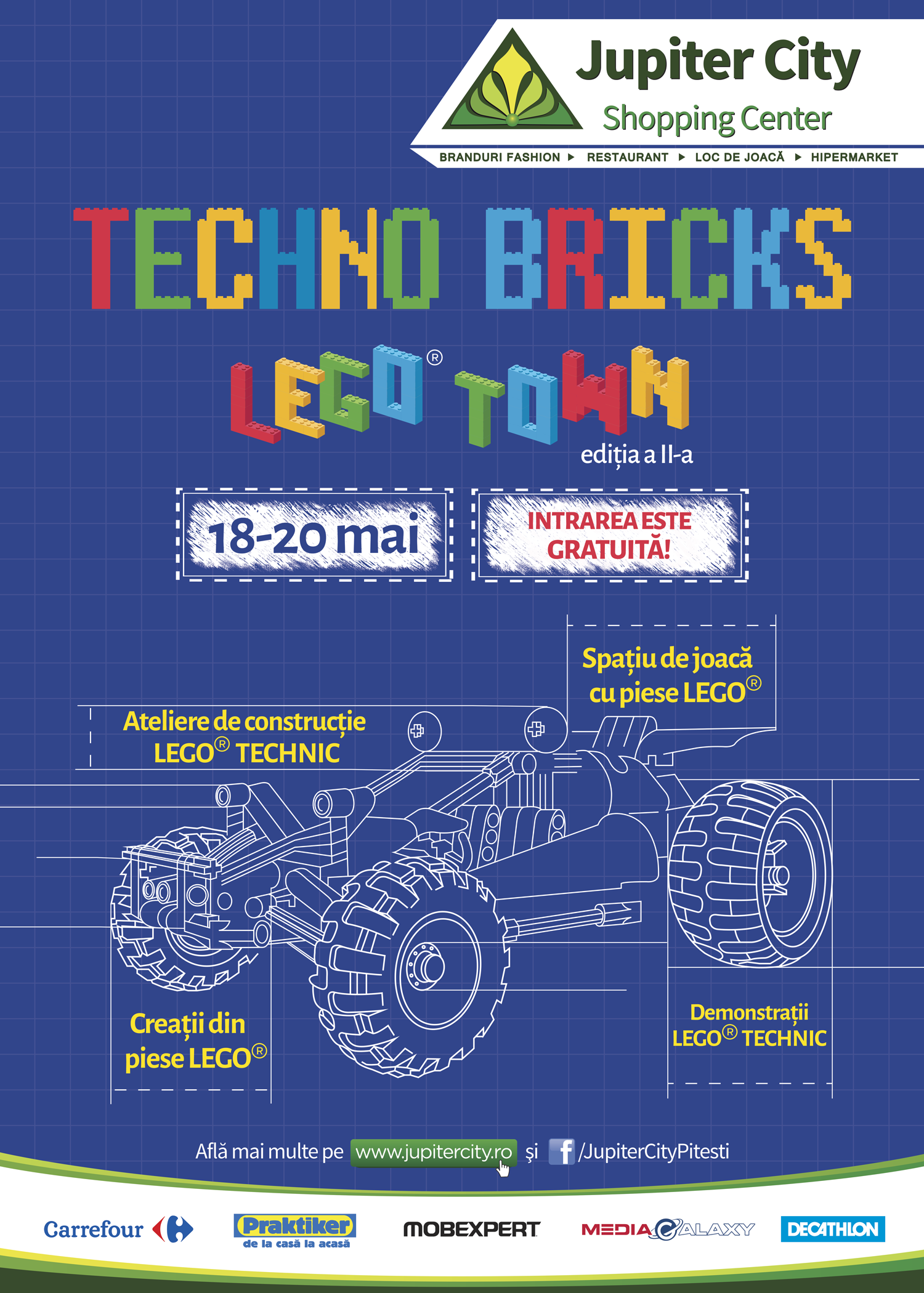 Techno Bricks
